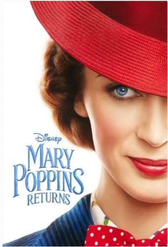 [CCPL] Movie Showing: Mary Poppins Returns @ Carroll Branch