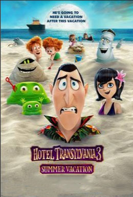 (GPL) Movie & Lego's: Hotel Transylvania 3: Summer Vacation (2018) @ Galax Public Library
