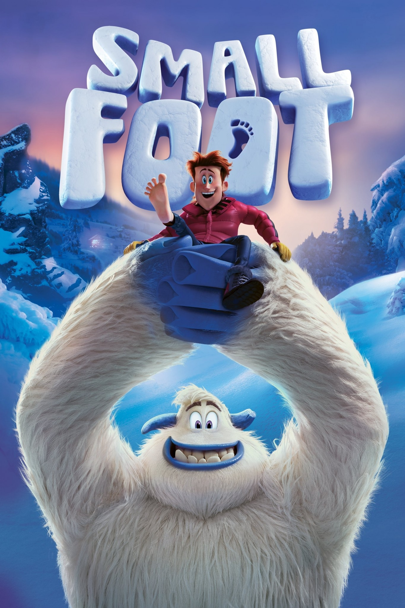 [GPL]  Movie & Lego's: Smallfoot @ Galax Public Library