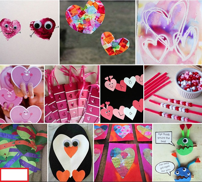 [CCPL] Crafternoon : Come & make your own Valentine Cards @ Carroll County Branch